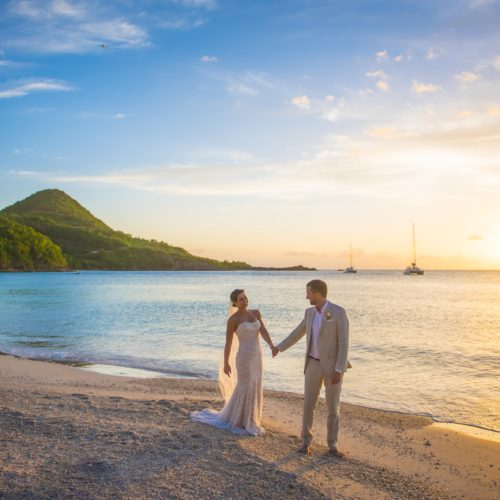 Hermitage Bay Wedding Antigua