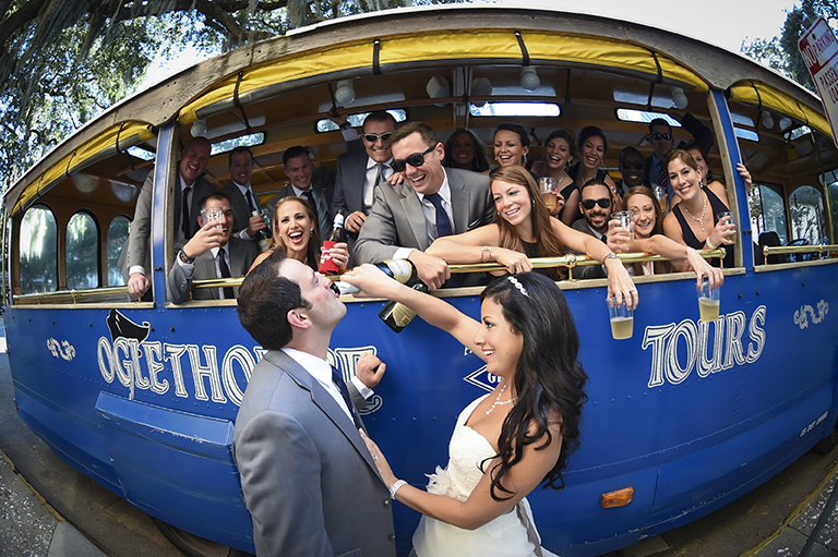 Savannah wedding photos