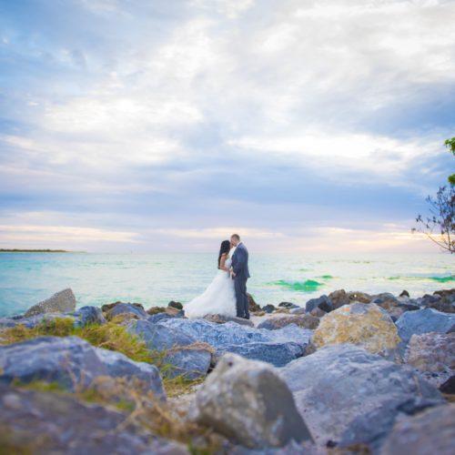 St Pete Beach Wedding photography